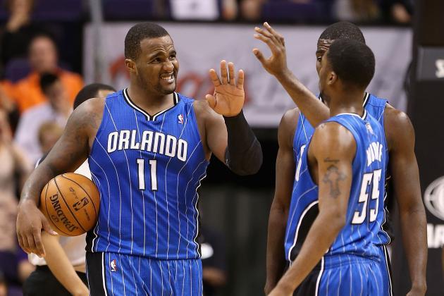 NBA Gamecast: Orlando vs. Denver
