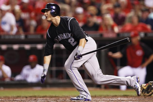 Rockies' Tulowitzki Plans to Play for Team USA in WBC Tournament