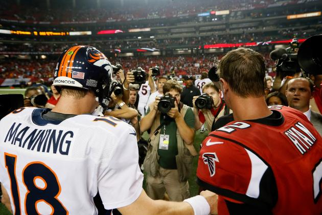 Peyton Manning Is Proof That Matt Ryan Can Erase His 0-3 Playoff Record Sunday