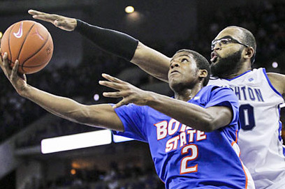 Four Boise State Basketball Players Suspended for Mountain West Opener