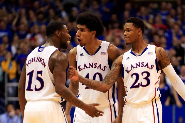 No. 6 Kansas Escapes with 97-89 Overtime Victory over Iowa State