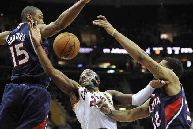 Cavaliers Beat Hawks 99-83