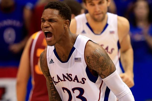 No. 6 Kansas Survives at Allen Fieldhouse Against Iowa State