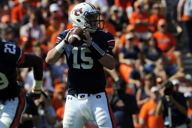 Auburn Football: Why Clint Moseley's Departure Is Good for Recruiting
