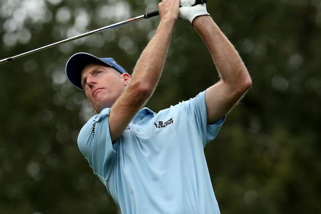 PGA: Will Jim Furyk Get Back on Track in 2013?