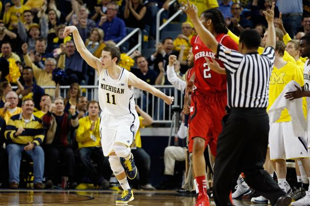 Michigan 62, Nebraska 47: Wolverines Overcome Poor Shooting for 16-0 Start
