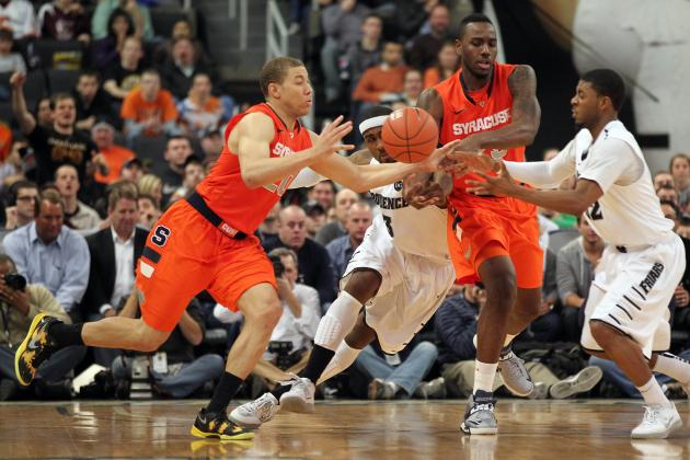Seventh-Ranked Syracuse Rallies to Beat Providence