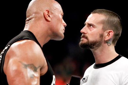 Why CM Punk and Rock's Raw Confrontation Was Perfect