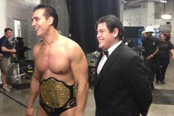 Alberto Del Rio as World Champion Offers New Opportunities for Dolph Ziggler