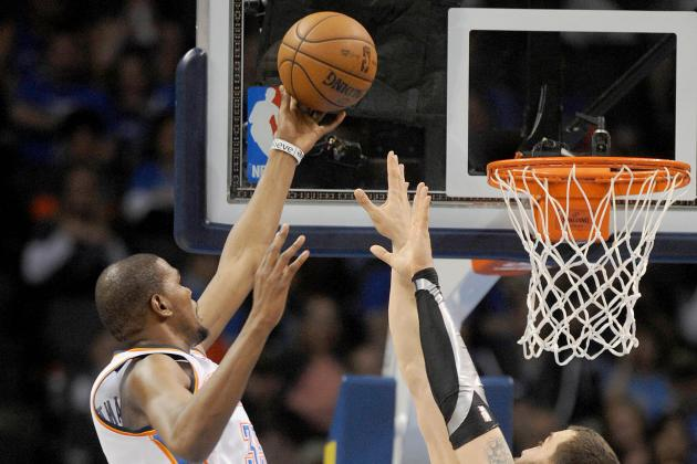 Thunder Overwhelm Banged-Up Timberwolves