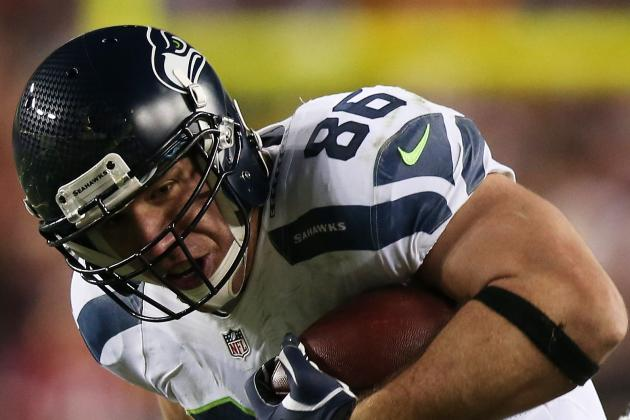 Seahawks Tight End Zach Miller's Game-Defining Play