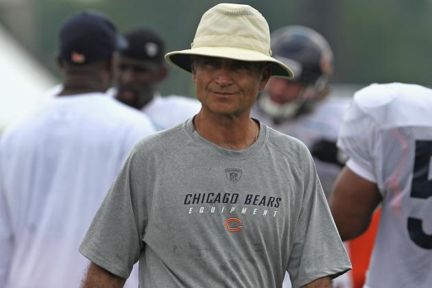 Jets to Interview Former Bears Exec Jerry Angelo for G.M. Opening