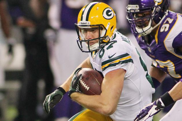 Packers-49ers II: Jordy Nelson Sits out