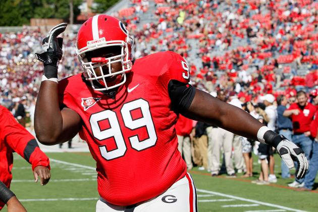 Georgia Football: What Losing Kwame Geathers Means for the Georgia Defense