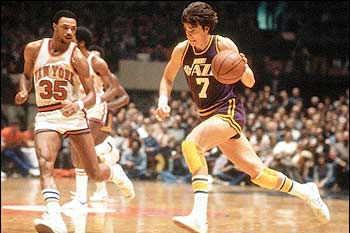 'Pistol' Pete Maravich: An NBA Legacy Carried on 25 Years After