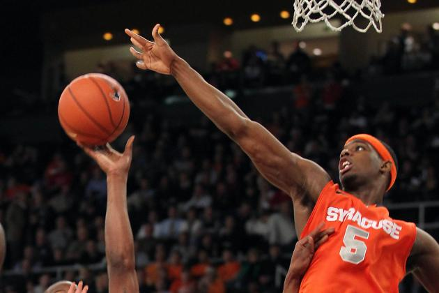 Syracuse Basketball: Why C.J. Fair Is the Orange's Most Indispensable Player