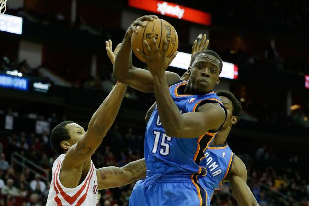Oklahoma City Thunder: Reggie Jackson Showing Potential as Backup Point Guard