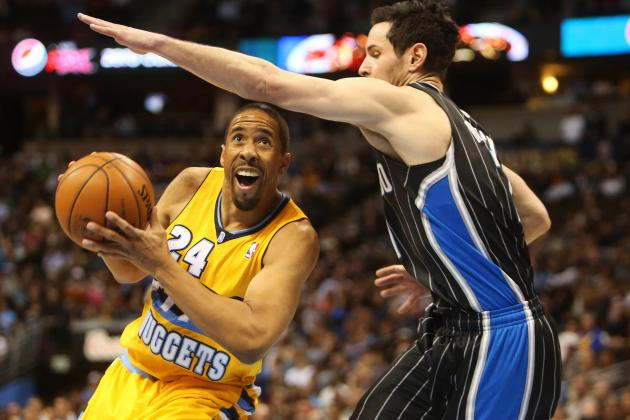 Orlando Magic Lose 10th Straight, Fall to Denver Nuggets 108-105