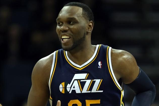 Balanced Team Effort Helps Utah Jazz Grab Road Win over Charlotte Bobcats