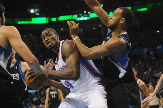 No Drama in OKC'S Drubbing of Wolves