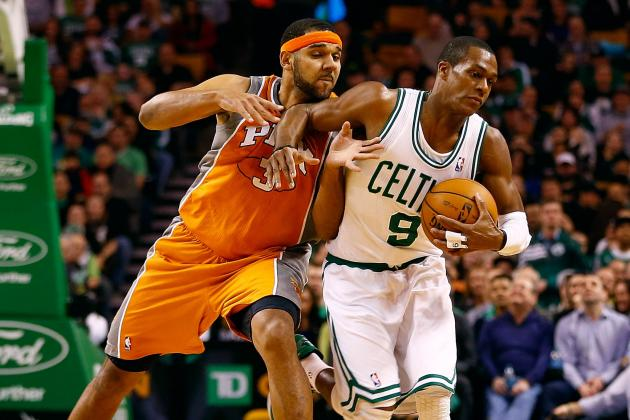 Suns Strokes: Late Boston Run Does in Phoenix