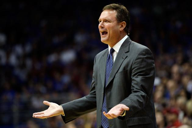 Notebook: Bill Self on Cyclones: 'Hey, They're Good'
