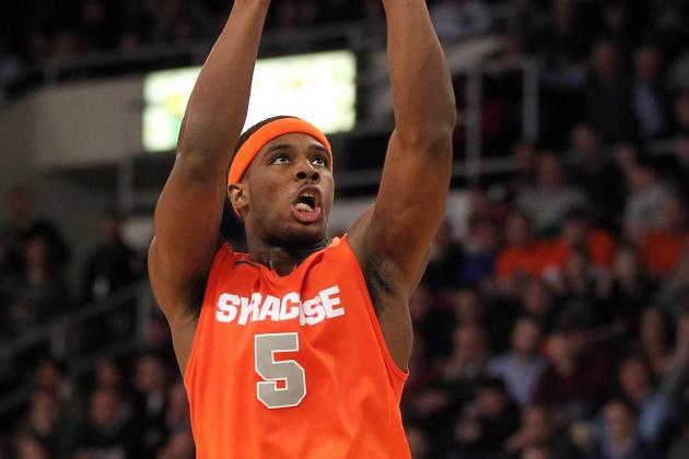 Syracuse Nearly Perfect at Foul Line vs. Providence