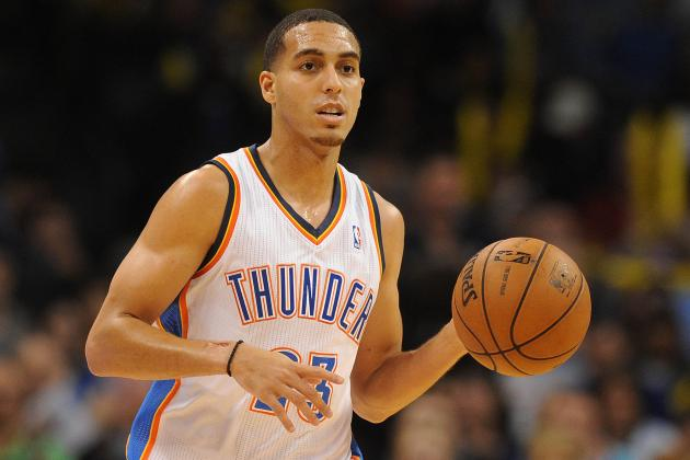 Thunder Needed Kevin Martin to Pull out of Shooting Slump