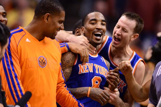 J.R. Smith Is Unquestioned Favorite for NBA Sixth Man of the Year