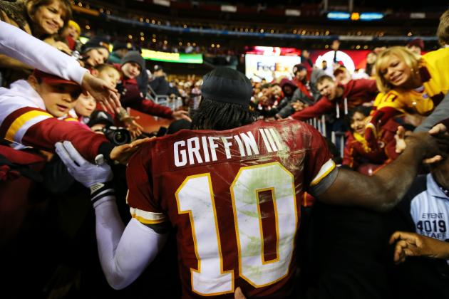 Seahawks vs. Redskins: Playing Robert Griffin III Was the Right Call