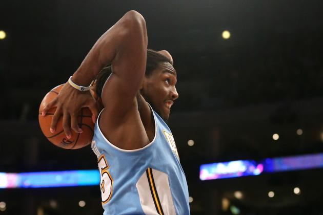 Kenneth Faried Proving He's Good for More Than Just Highlights