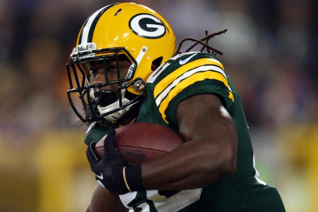 Packers' Harris Rejuvenated Running Game