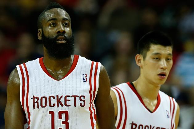 Projecting the Houston Rockets' Final Regular-Season Record