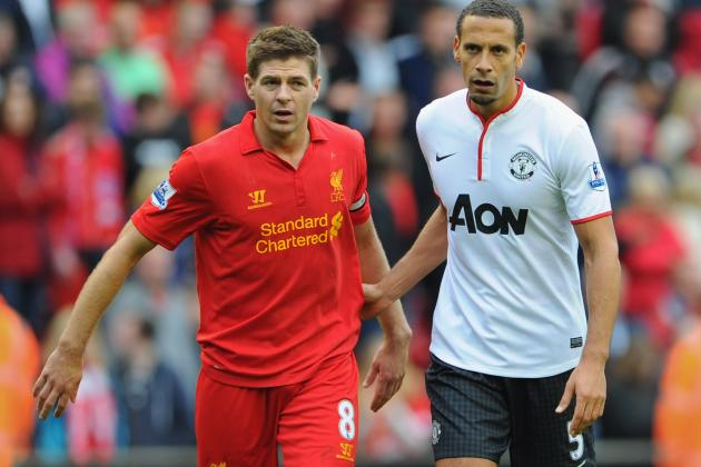 Manchester United vs. Liverpool: Complete Premier League Preview, Team News