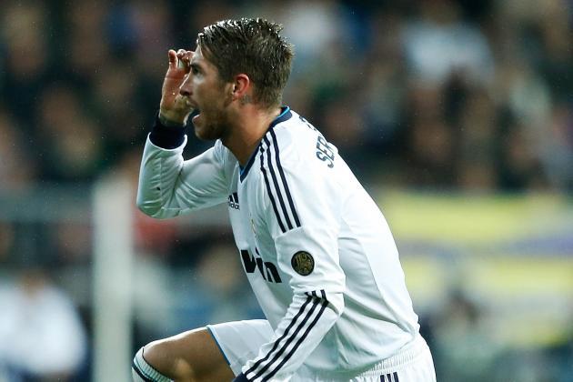 Ramos Angry for Dismissal