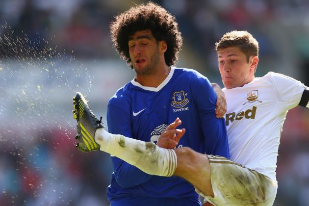 Everton vs. Swansea: Premier League Team News, Projected Starting Lineups