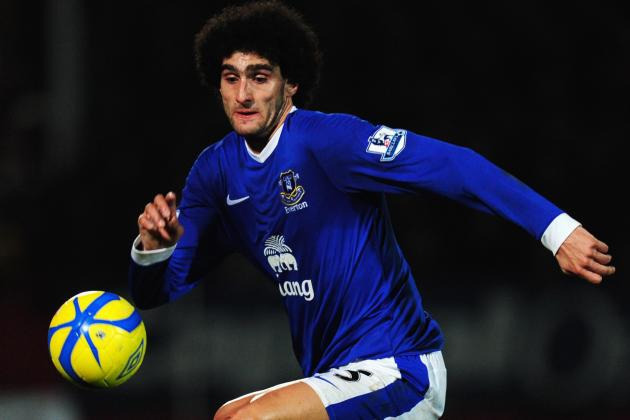 Chelsea Preparing to Trigger Fellaini's £25 Million-Plus Release Clause