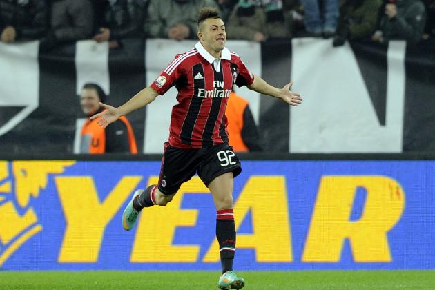 Why Stephan El Shaarawy Will Fire AC Milan Back Up Serie A Table in Coming Years