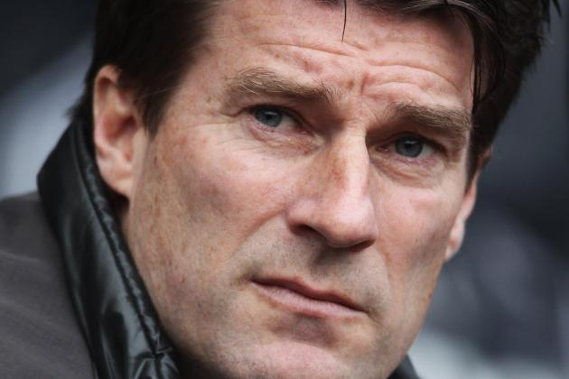 Michael Laudrup Is Thriving as Swansea's Manager and Is Heading for the Top