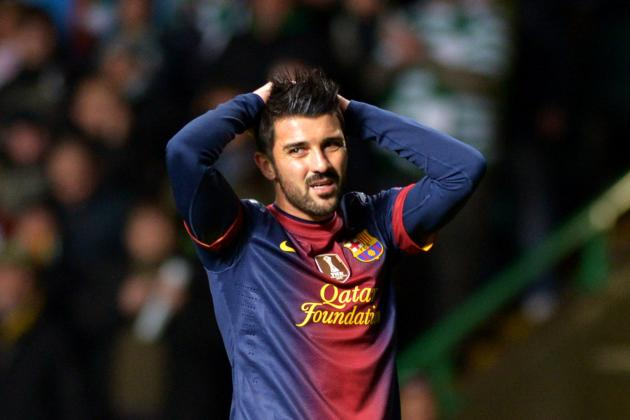 David Villa: Where Does the FC Barcelona Forward's Future Lie?