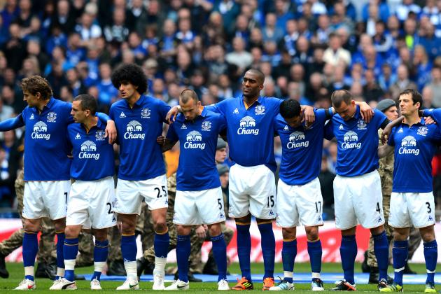 Everton or Liverpool: Who Will Get the Upper Hand in 2013?
