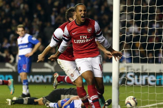 Arsenal FC: Theo Walcott Reportedly Agrees to Terms on New Deal