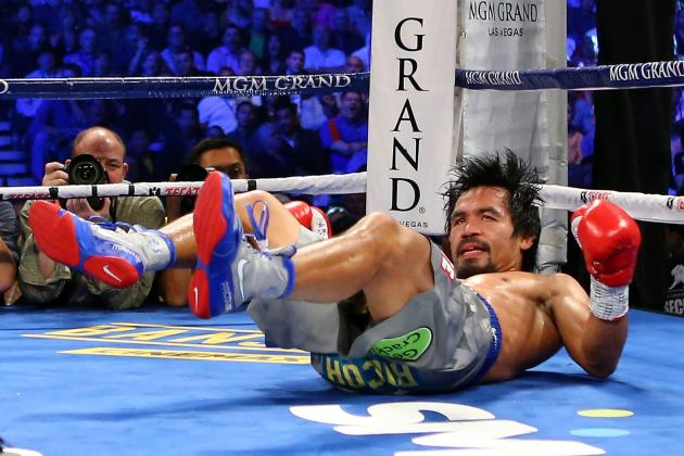 Manny Pacquiao Shouldn't Risk Fighting Juan Manuel Marquez Again