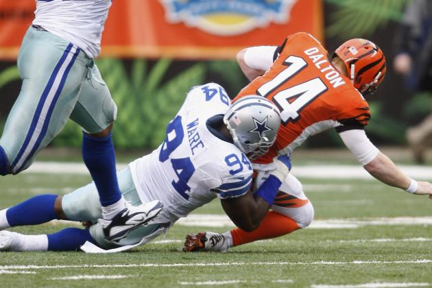 Dallas Cowboys' DeMarcus Ware Scheduled for Surgery