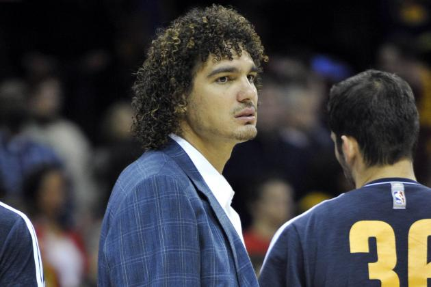 Anderson Varejao Injury: How Cavaliers Will Benefit from Star's Absence