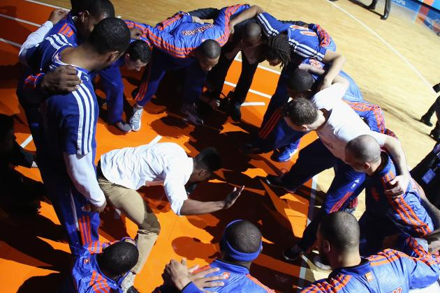 New York Knicks: Predicting Final Regular Season Record