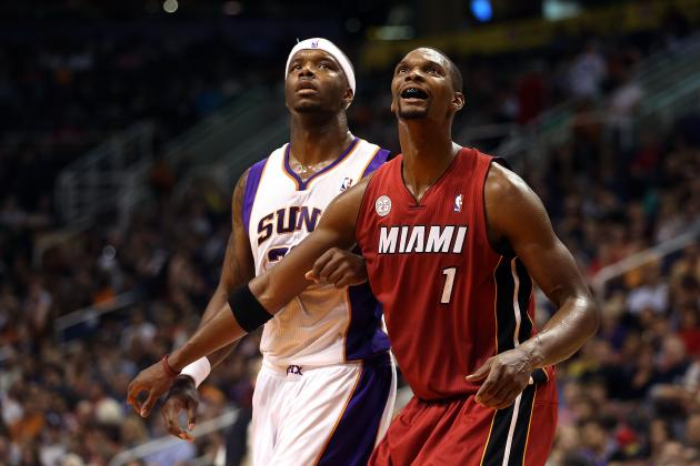 Chris Bosh Blames the Miami Heat's System for Rebounding Problems