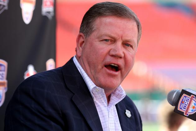 Report: Bears Not Interested in Brian Kelly