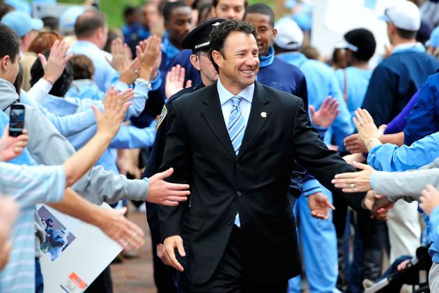 UNC Adds Early Enrollees
