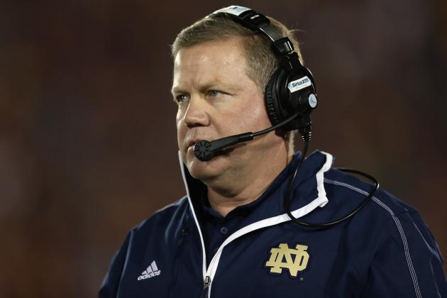 Philadelphia Eagles Reportedly Interview Brian Kelly, and More NFC East News